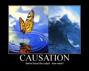 causation casualidad causalidad