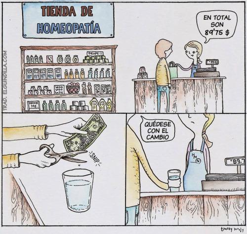 dinero homeopatico