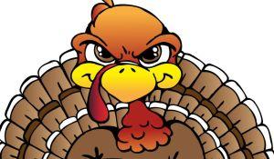 Angry-turkey