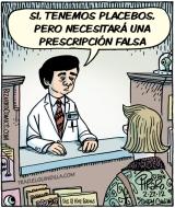 placebo receta