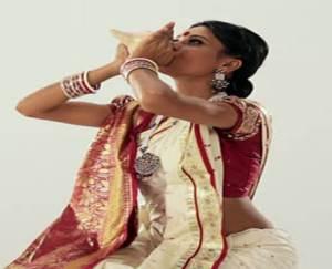 caracola hindu