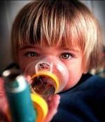 niño contaminación aire