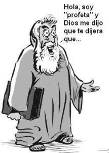 a profeta