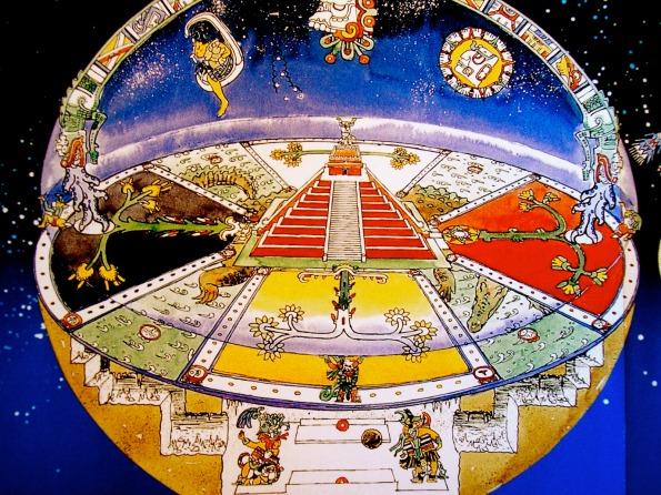 cosmogonia maya