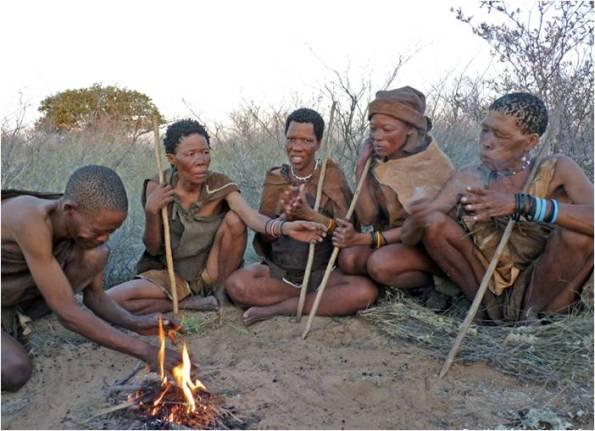 bosquimanos-ikung